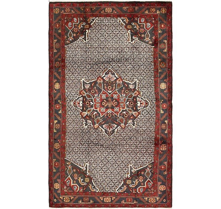 5' 4 x 9' 3 Koliaei Persian Rug
