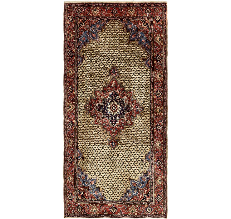 5' x 10' 4 Songhor Persian Runner ...