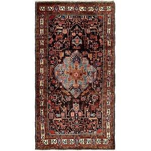 5' 2 x 10' Nahavand Persian Rug