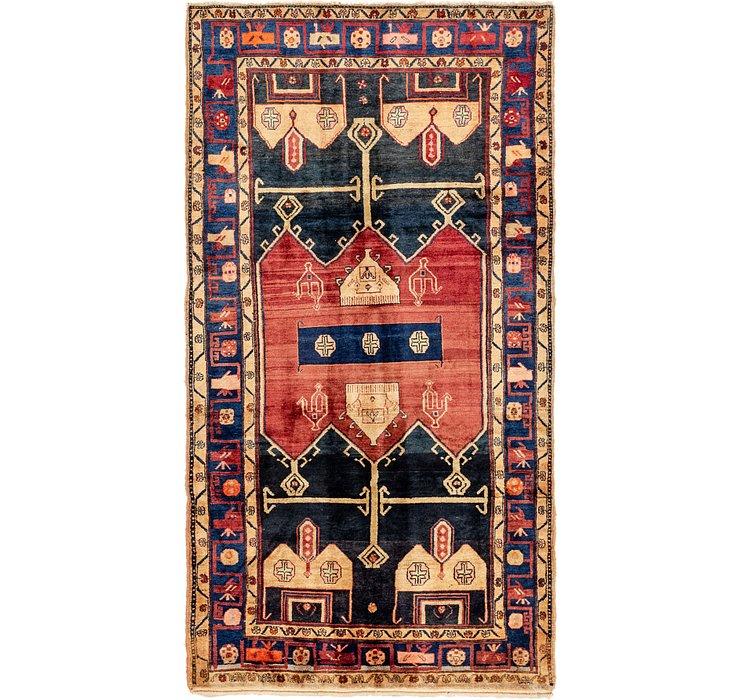 5' x 9' 5 Koliaei Persian Rug