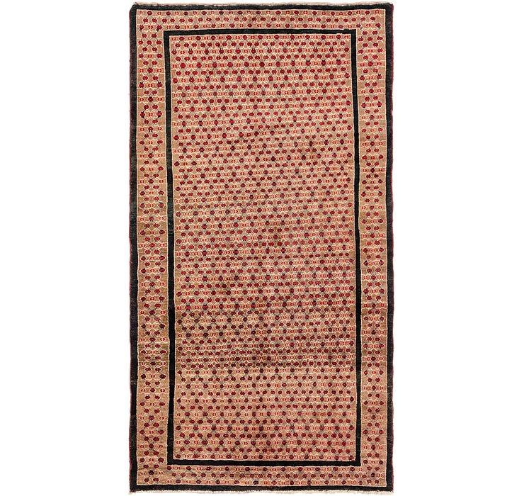 5' 2 x 9' 8 Koliaei Persian Rug