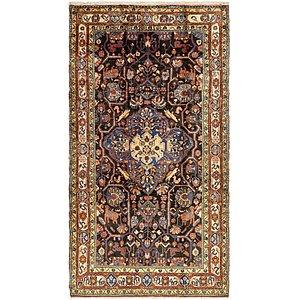 Unique Loom 5' 4 x 9' 10 Nahavand Persian Rug