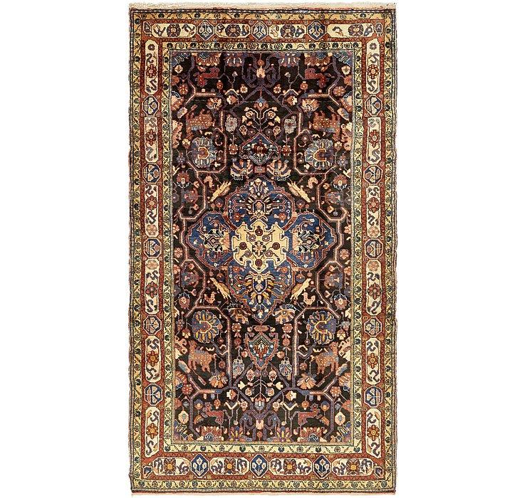 5' 4 x 9' 10 Nahavand Persian Rug