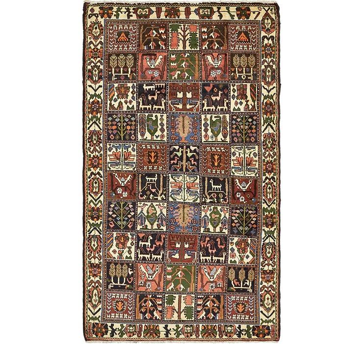 5' 3 x 9' 5 Bakhtiar Persian Rug