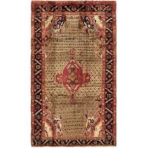 5' x 8' 6 Koliaei Persian Rug