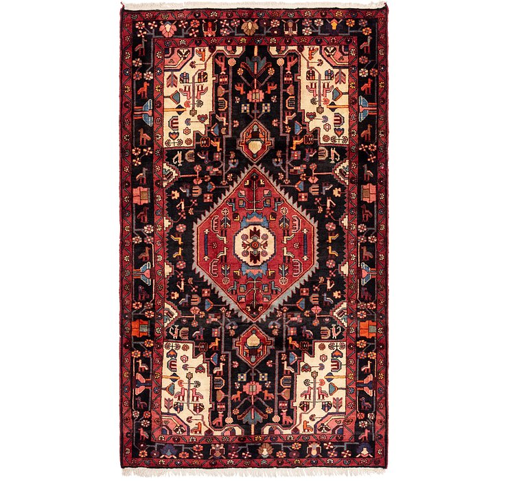 5' 7 x 9' 8 Nahavand Persian Rug