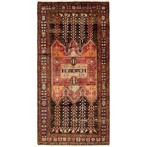 4' 10 x 9' 10 Koliaei Persian Rug