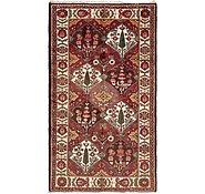 Link to 5' 2 x 9' Bakhtiar Persian Rug