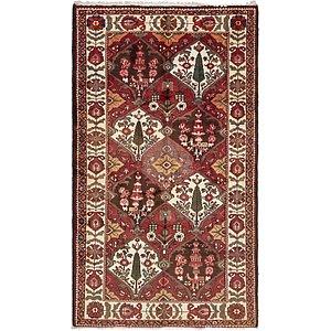 HandKnotted 5' 2 x 9' Bakhtiar Persian Rug
