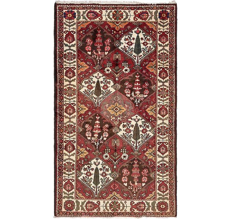 5' 2 x 9' Bakhtiar Persian Rug