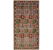 Link to 4' 9 x 9' 3 Bakhtiar Persian Runner Rug