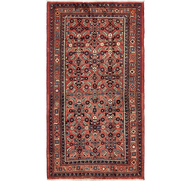 5' 2 x 9' 10 Songhor Persian Rug