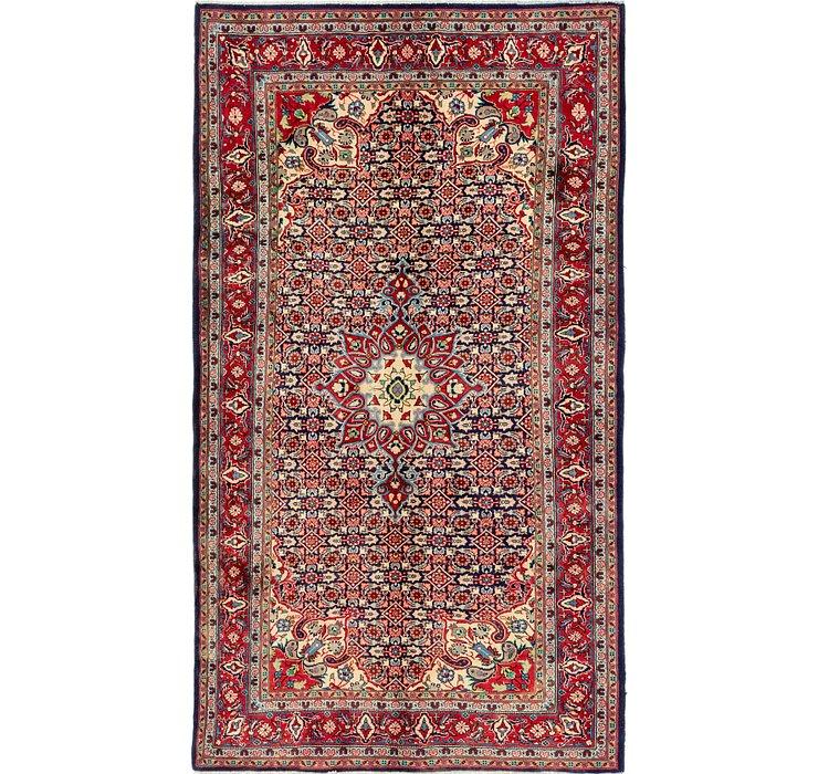 5' 4 x 9' 7 Farahan Persian Rug