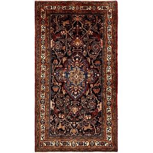 6' x 10' 8 Nahavand Persian Rug