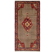 Link to 4' 9 x 9' 10 Koliaei Persian Runner Rug