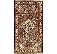 Link to 5' 3 x 10' Hossainabad Persian Runner Rug