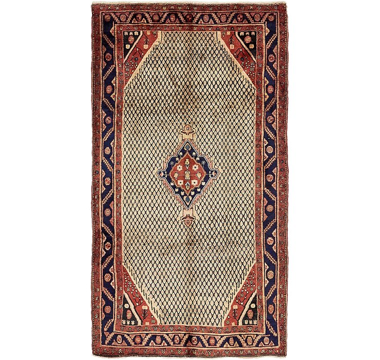 5' 1 x 9' 5 Songhor Persian Rug