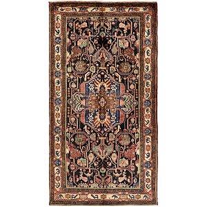 5' 3 x 10' 3 Nahavand Persian Rug