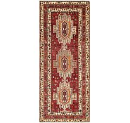 Link to 4' 9 x 11' 4 Shiraz Persian Runner Rug