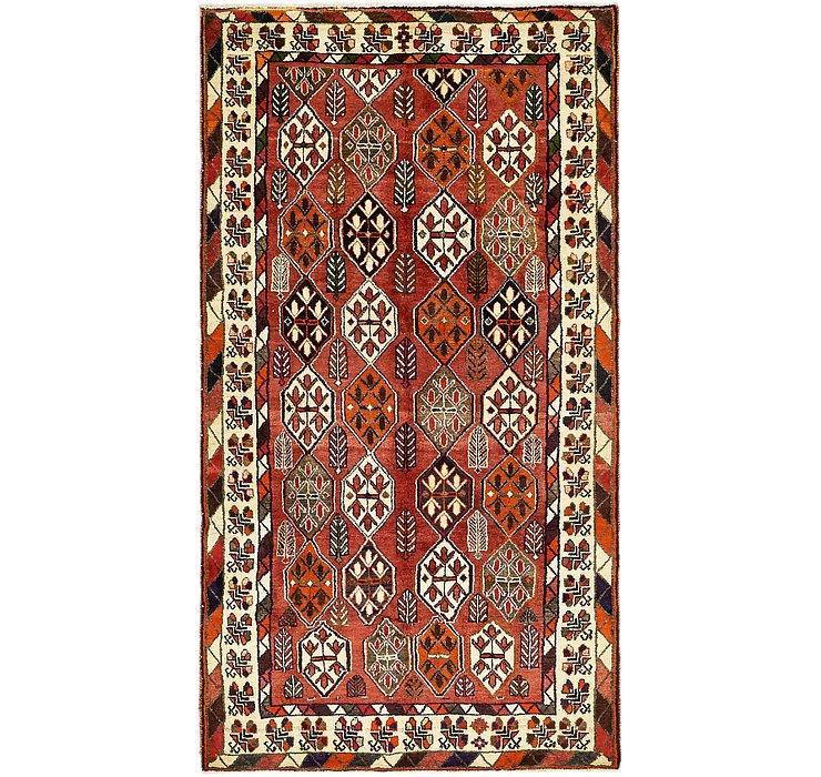 5' x 9' 3 Bakhtiar Persian Rug