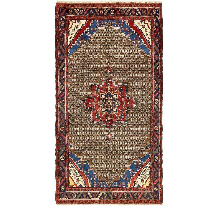5' 2 x 9' 9 Koliaei Persian Rug