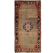 Link to 4' 11 x 10' Koliaei Persian Runner Rug