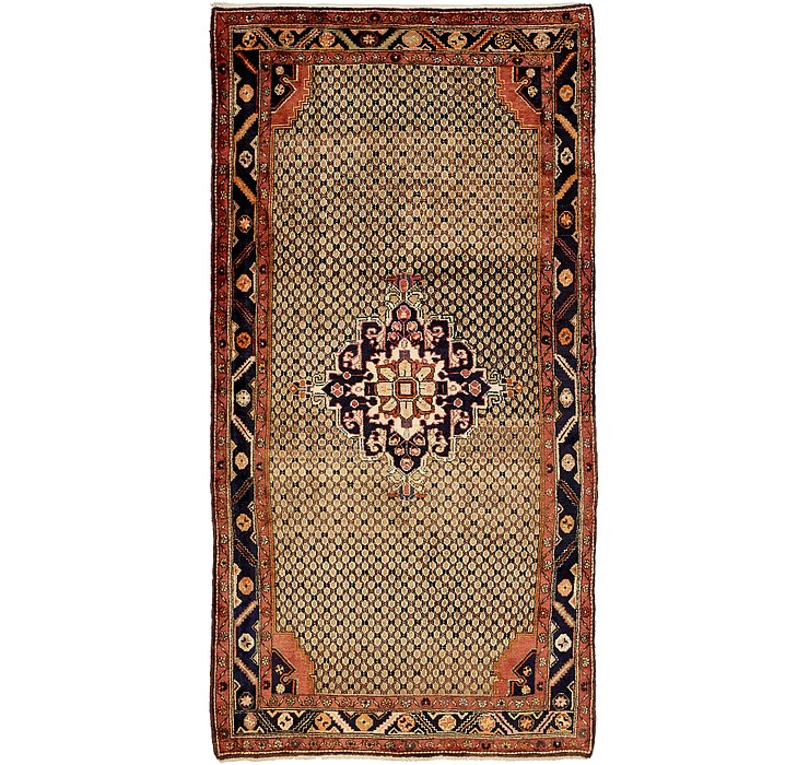 4' 11 x 10' Koliaei Persian Runner ...