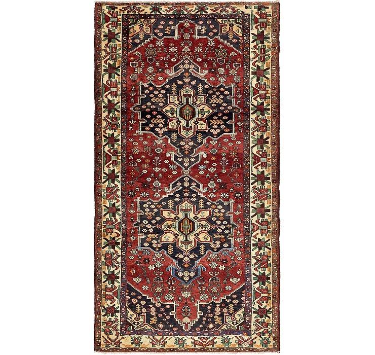 5' 1 x 9' 9 Bakhtiar Persian Rug