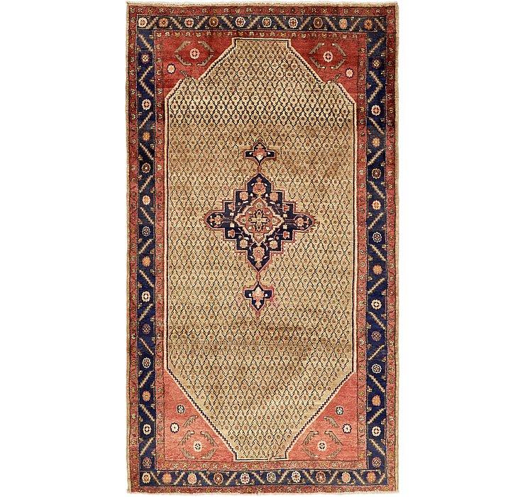 5' 4 x 9' 4 Koliaei Persian Rug