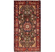 Link to 4' 11 x 9' 7 Nahavand Persian Rug