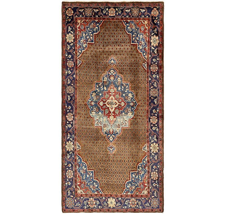 5' x 10' 8 Songhor Persian Runner ...