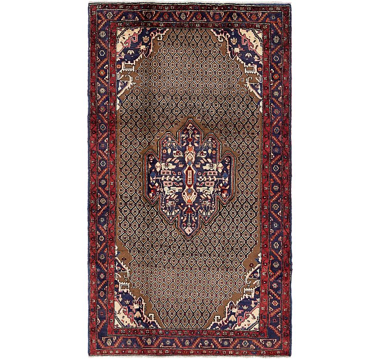 5' 6 x 9' 8 Songhor Persian Rug