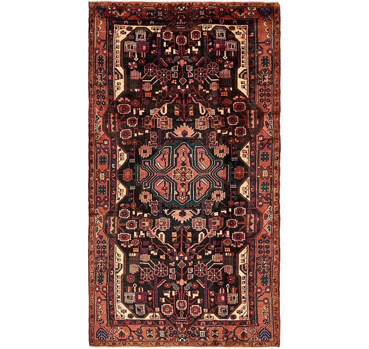 168cm x 318cm Nahavand Persian Rug