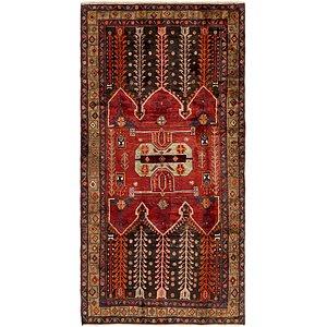 5' x 10' Koliaei Persian Rug