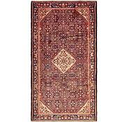 Link to 163cm x 305cm Hossainabad Persian Rug