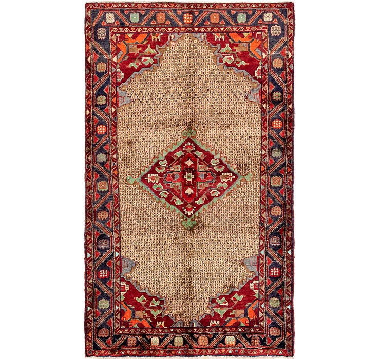5' 5 x 9' 6 Songhor Persian Rug