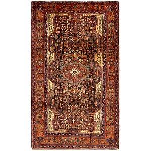 5' 9 x 9' 10 Nahavand Persian Rug