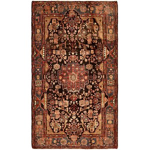 5' 5 x 9' 6 Nahavand Persian Rug