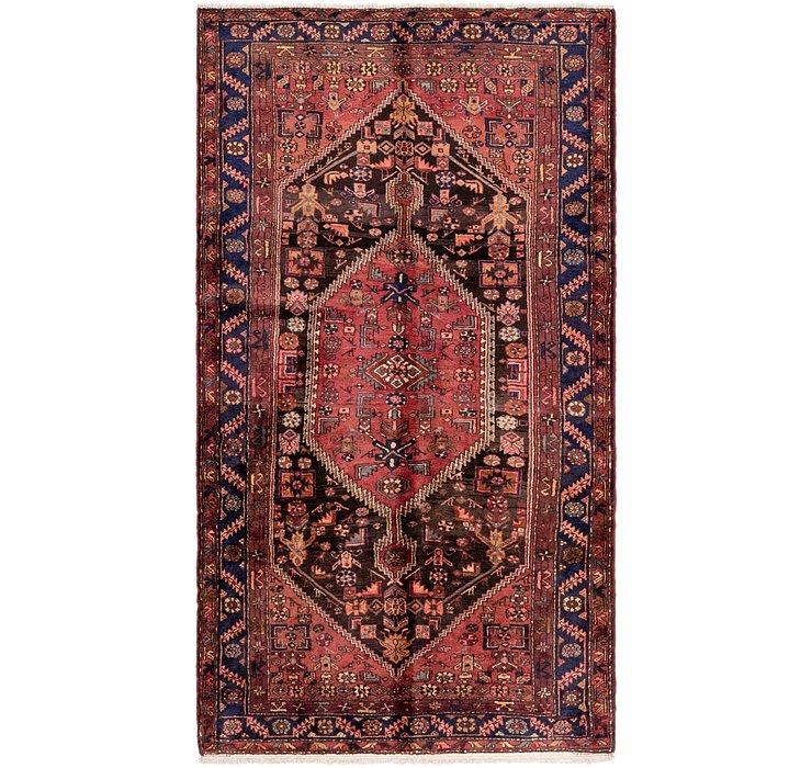 5' 3 x 9' 7 Zanjan Persian Rug
