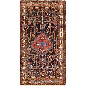5' 2 x 9' 7 Nahavand Persian Rug
