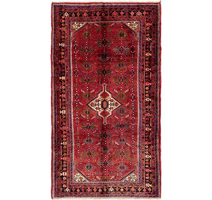 5' 6 x 9' 9 Hossainabad Persian Rug