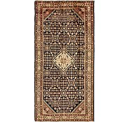 Link to 5' 3 x 11' Hossainabad Persian Runner Rug