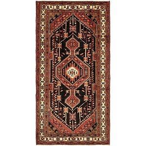 5' x 9' 10 Hamedan Persian Rug