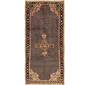Link to 4' 2 x 9' Songhor Persian Runner Rug