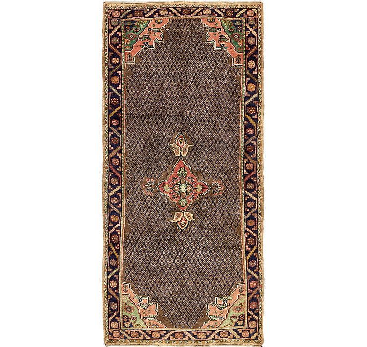 4' 2 x 9' Songhor Persian Runner ...