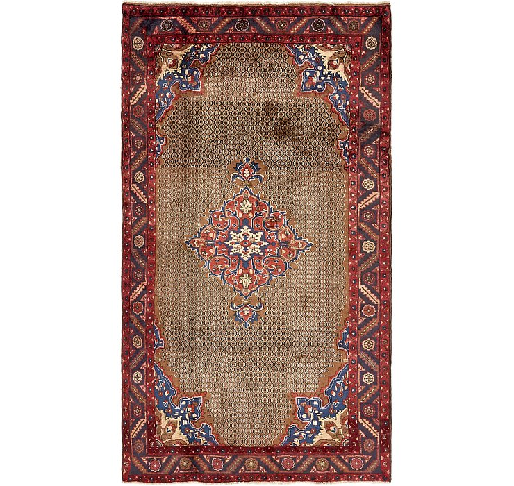 5' x 8' 10 Songhor Persian Rug