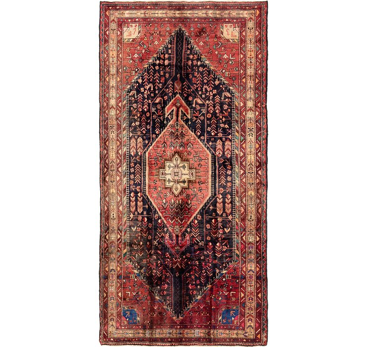 5' 2 x 10' 8 Tuiserkan Persian Runne...