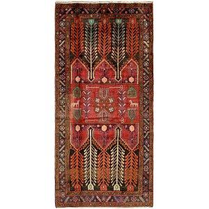 5' x 10' 5 Koliaei Persian Rug