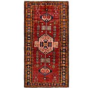 Link to 5' 2 x 10' Hamedan Persian Runner Rug