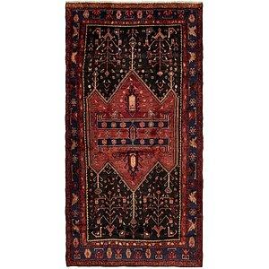 5' 4 x 10' 1 Koliaei Persian Rug
